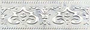 全屋吊頂丨巴洛克系列 300X300鋁扣板 型號【銀彩花片】